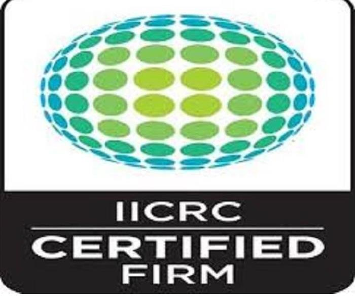 Why SERVPRO SERVPRO of Oak Park-River Forest is IICRC Certified